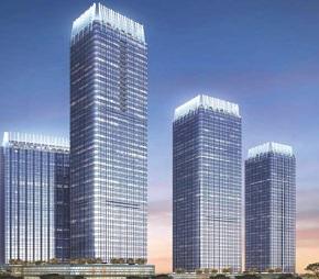 Indiabulls Blu Tower A Flagship