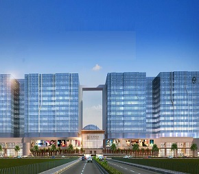 L & T Seawoods Residences Phase 1 Part B Flagship