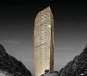 Lodha The Park Trump Tower, Worli, Mumbai