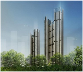 Oberoi Realty Enigma and Eternia, Mulund West, Mumbai
