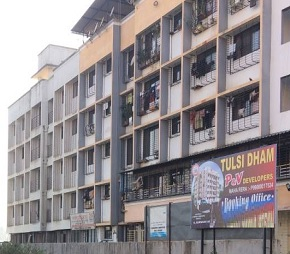P And V Tulsi Dham Apartments Flagship