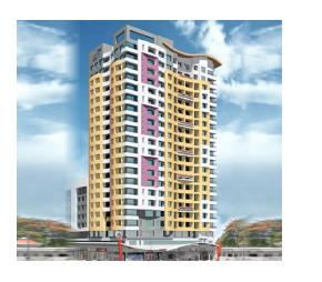 2200 Sq.Ft. Apartment in Shakti Tower