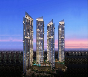 Sheth Auris Serenity Tower 2, Malad West, Mumbai