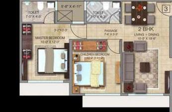 acme avenue apartment 2bhk 1068sqft91