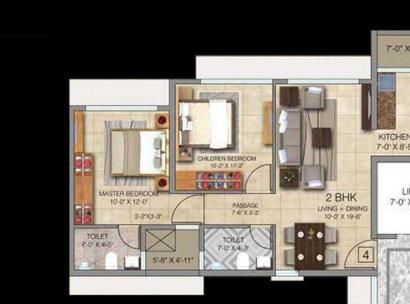 acme avenue apartment 2bhk 646sqft91