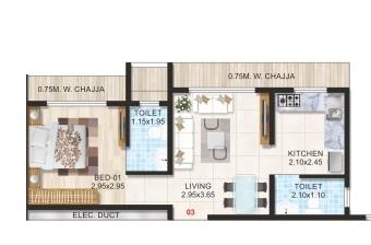 adityaraj manoranjan apartment 1 bhk 354sqft 20201727131710