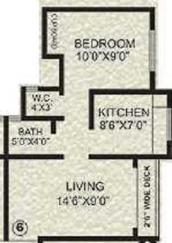 agarwal krish garden apartment 1 bhk 535sqft 20211618121610