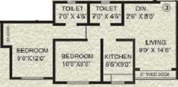 agarwal krish garden apartment 2 bhk 810sqft 20211618121616