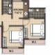avishkar prakruti sparsh apartment 2bhk 384sqft21