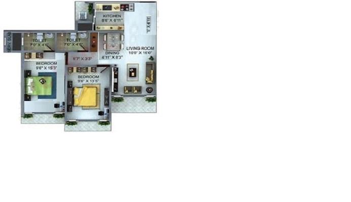 bharat belmonte apartment 2bhk 1150sqft 1