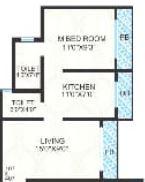 faith apartment apartment 1bhk 324sqft 01