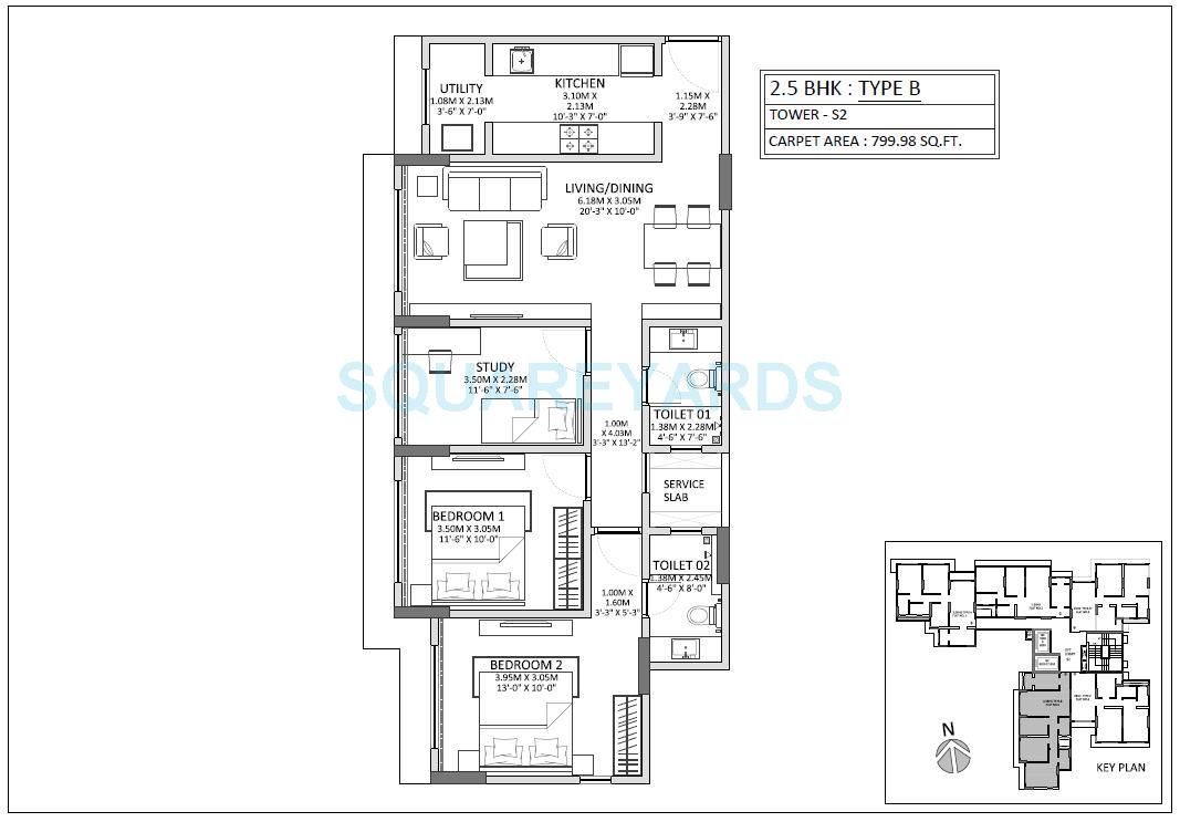 800 sq foot apartment floor plan latest bestapartment 2018 for 800 sq ft apartment floor plan