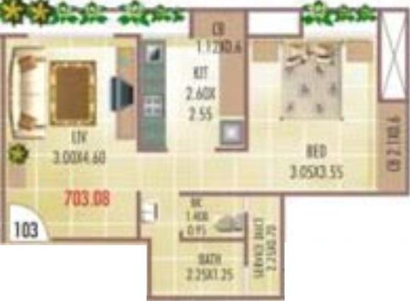 haware estate apartment 1bhk 703sqft 20205101115149