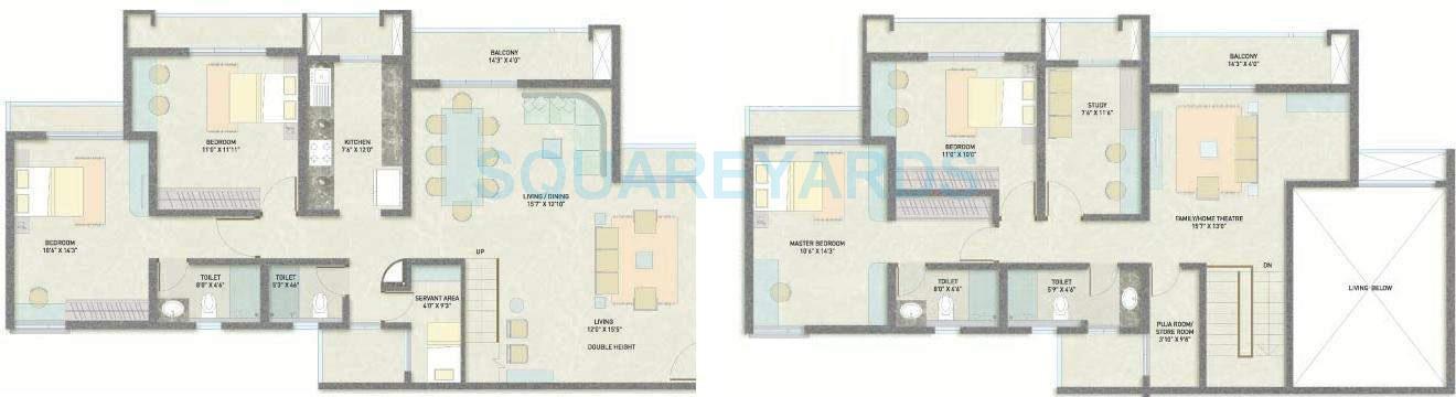 indiabulls greens apartment 4bhk 3186sqft1
