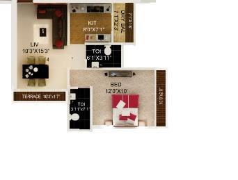 jaycee horizon apartment 1 bhk 453sqft 20201418161431