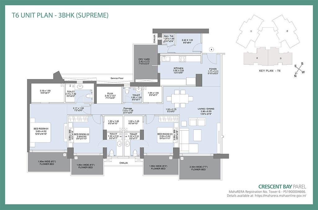 lnt crescent bay t5 apartment 3 bhk 881sqft 20211829121822