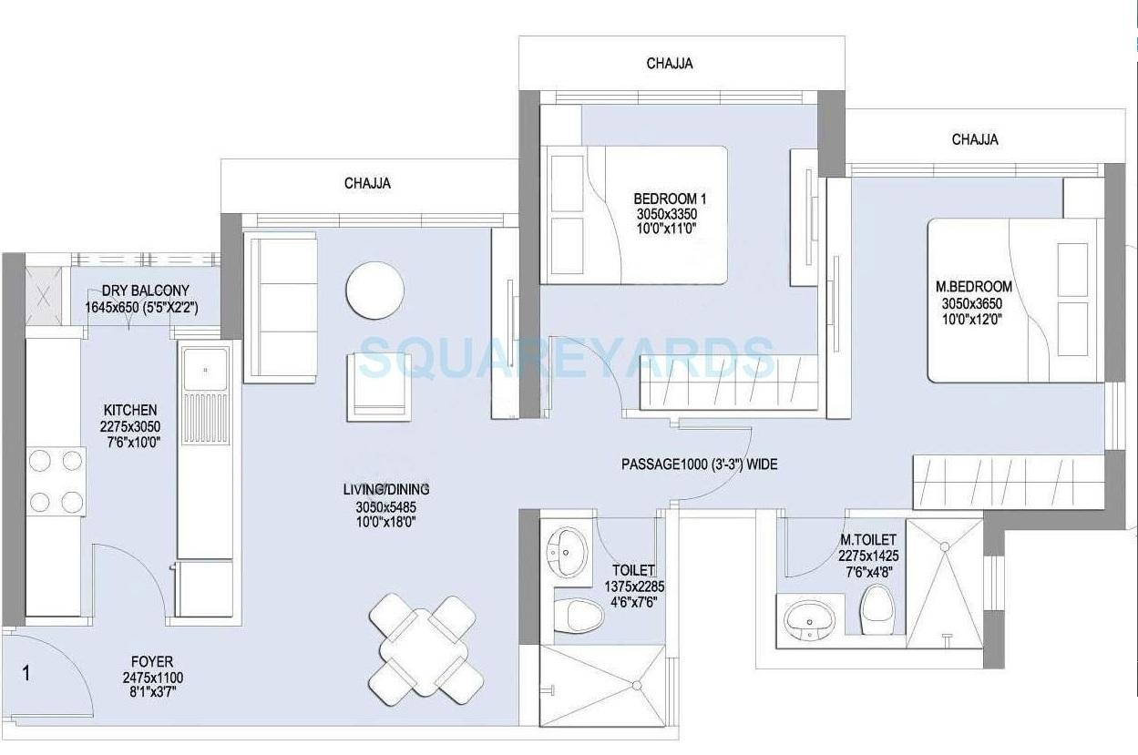 lnt realty emerald isle apartment 2 bhk 812sqft 20204029144052
