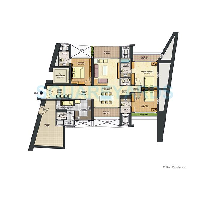 lodha bellissimo apartment 4bhk 3000sqft1
