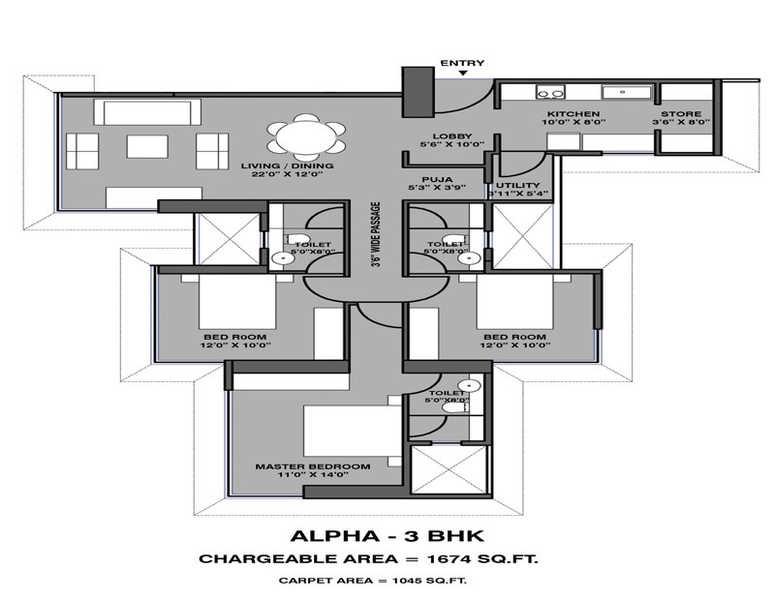 lodha blue moon apartment 3bhk 1674sqft 20205601165640