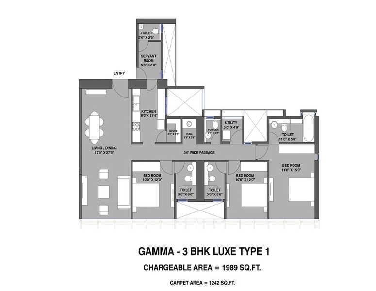 lodha blue moon apartment 3bhk 1989sqft 20205401165455