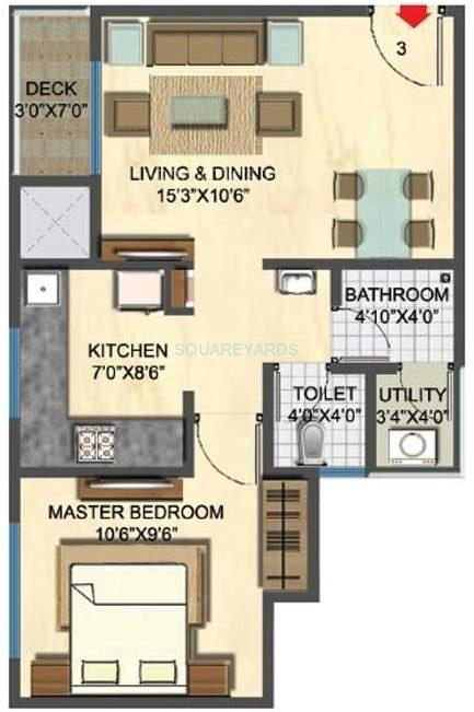 lodha casa rio apartment 1bhk 639sqft1