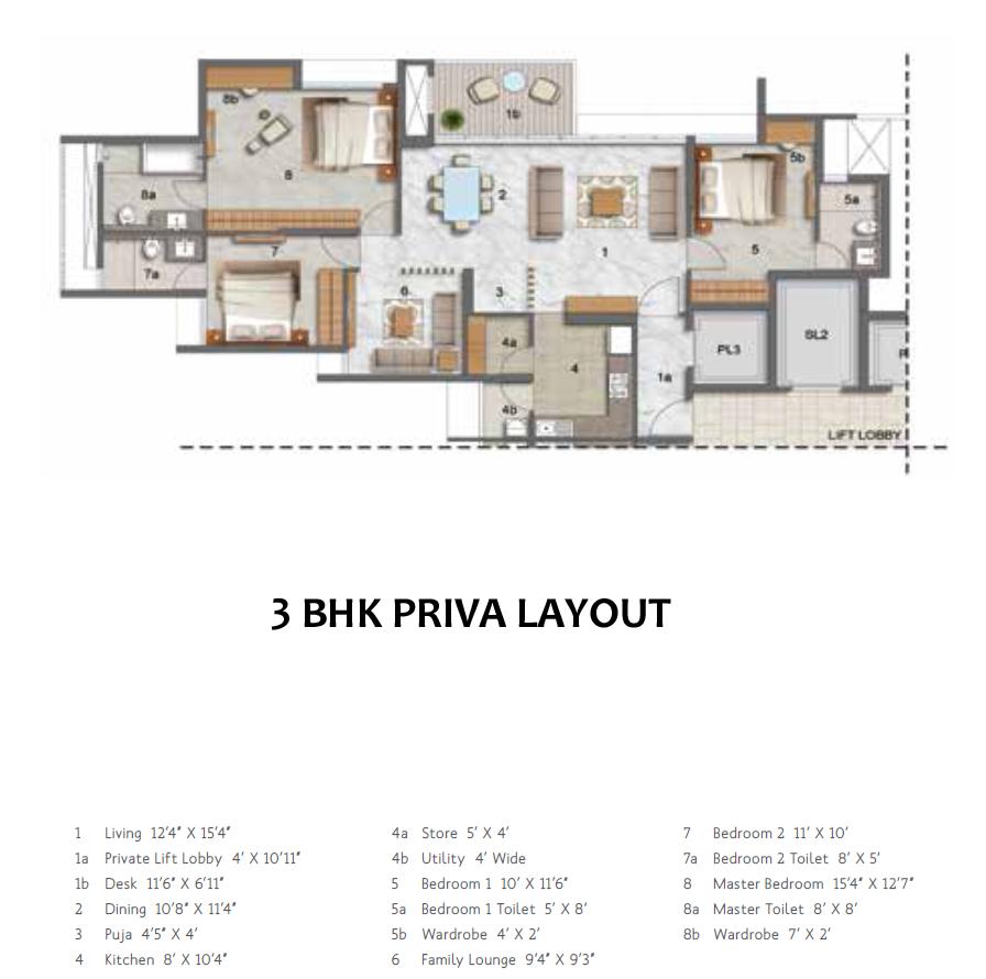lodha codename the ultimate apartment 3bhk 2079sqft 1