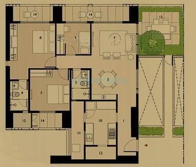 lodha dioro apartment 3bhk 1944sqft1