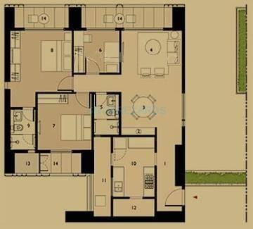 lodha dioro apartment 3bhk 2097sqft1