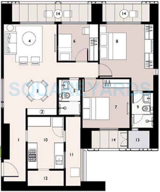 lodha enchante apartment 3bhk 1683sqft1