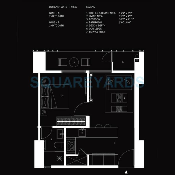 lodha estrella apartment 1bhk 738sqft1