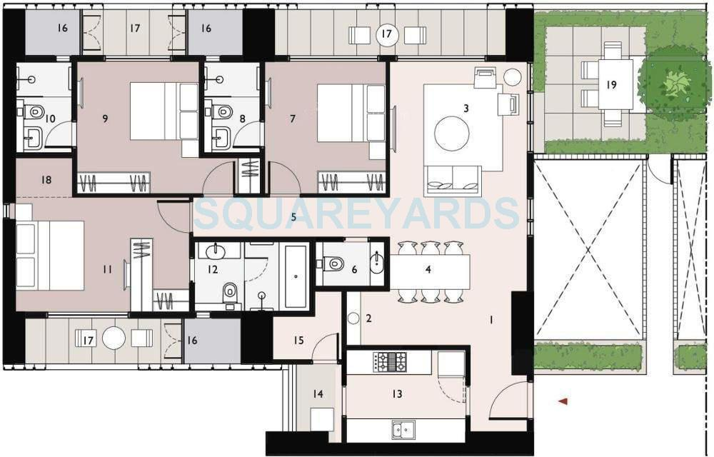 lodha new cuffe parade apartment 3bhk 2376sqft1