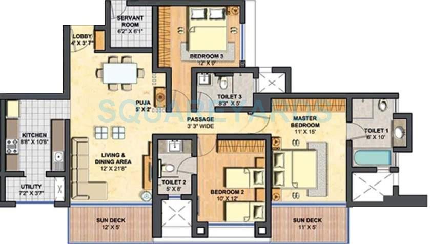lodha primero apartment 3bhk 1756sqft1