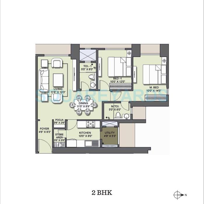 lodha venezia apartment 2bhk 1332sqft1