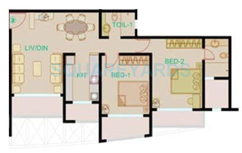 mayfair housing sonata greens apartment 2bhk 703sqft1