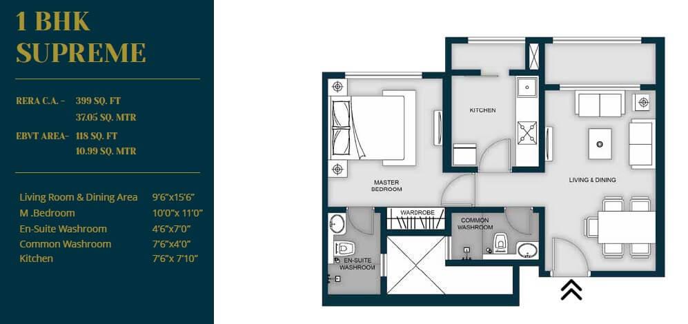 micl aaradhya highpark apartment 1bhk 399sqft 1