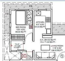 neumec venture apartment 1 bhk 294sqft 20200201160207