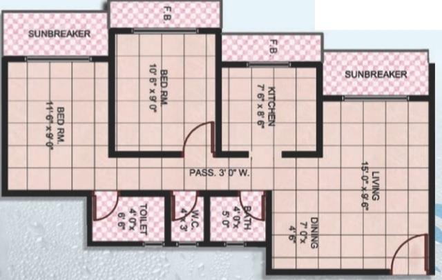 panvelkar realtors aquamarine apartment 2 bhk 1053sqft 20200225050221