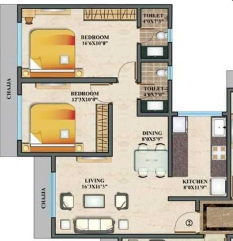 paranjape geetanjali apartment 2 bhk 558sqft 20203109103139