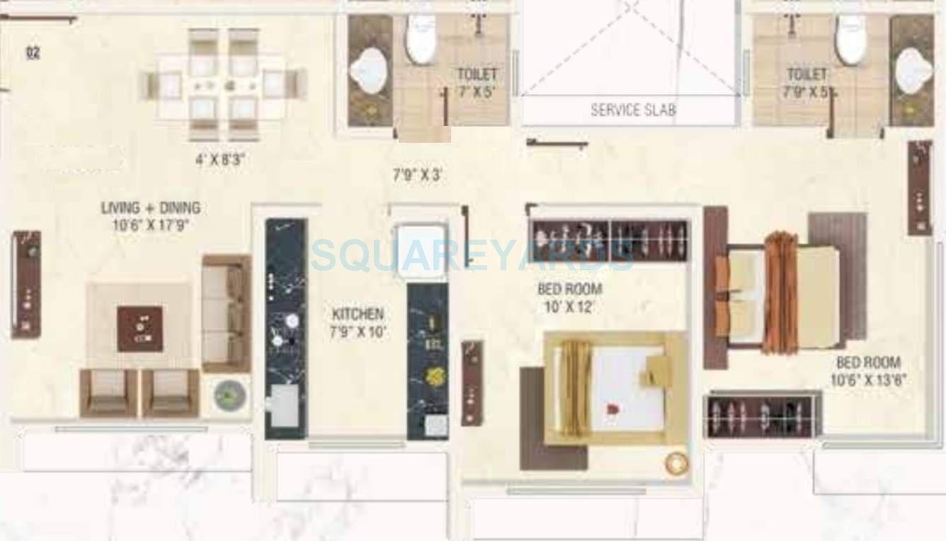 paranjape prayog apartment 2 bhk 712sqft 20204109124129