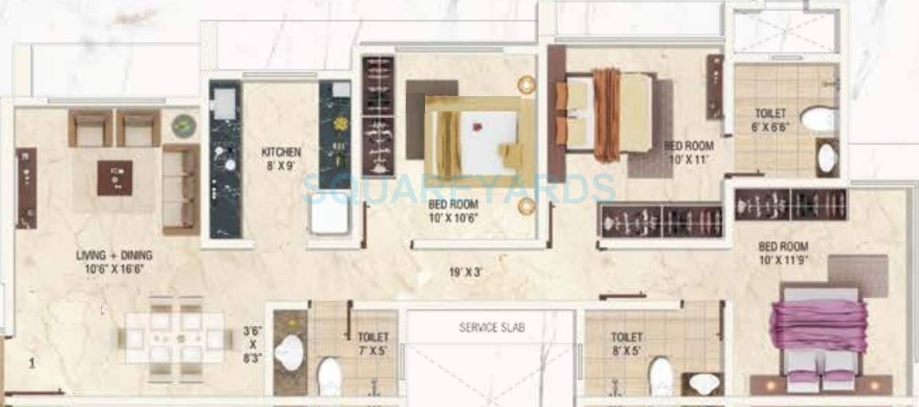 paranjape prayog apartment 3 bhk 839sqft 20204109124147