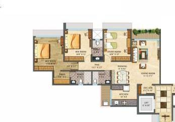 paranjape schemes royal court apartment 3 bhk 976sqft 20200422150428