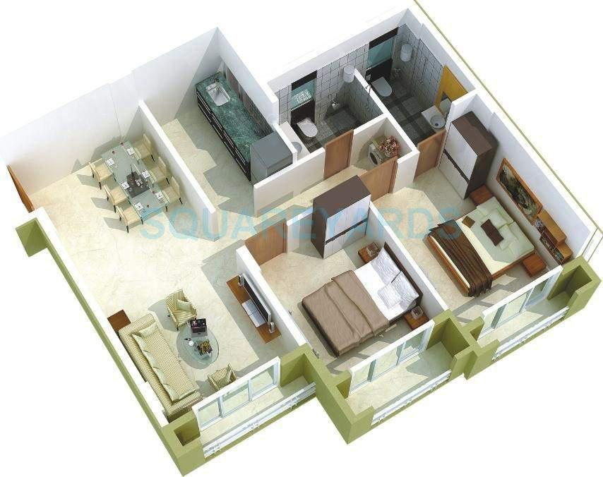poddar housing samruddhi hill view apartment 2bhk 762sqft1