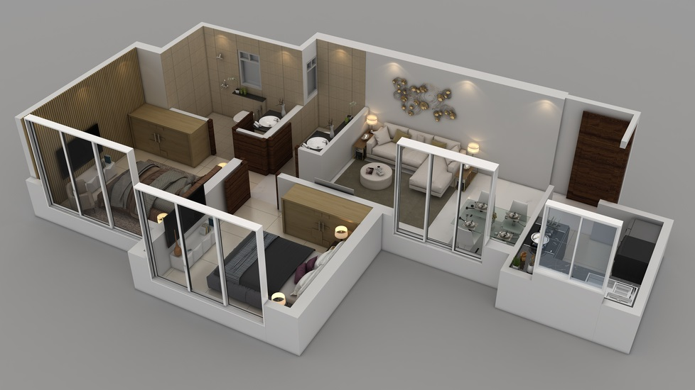 purva clermont apartment 2 bhk 629sqft 20212125172117