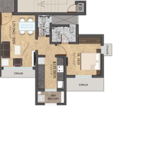 rustomjee meridian apartment 1 bhk 741sqft 20210724180704