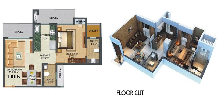 sethia sea view apartment 1bhk 370sqft41