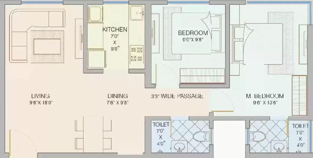 shree dadamaharaj heights apartment 2bhk 577sqft41