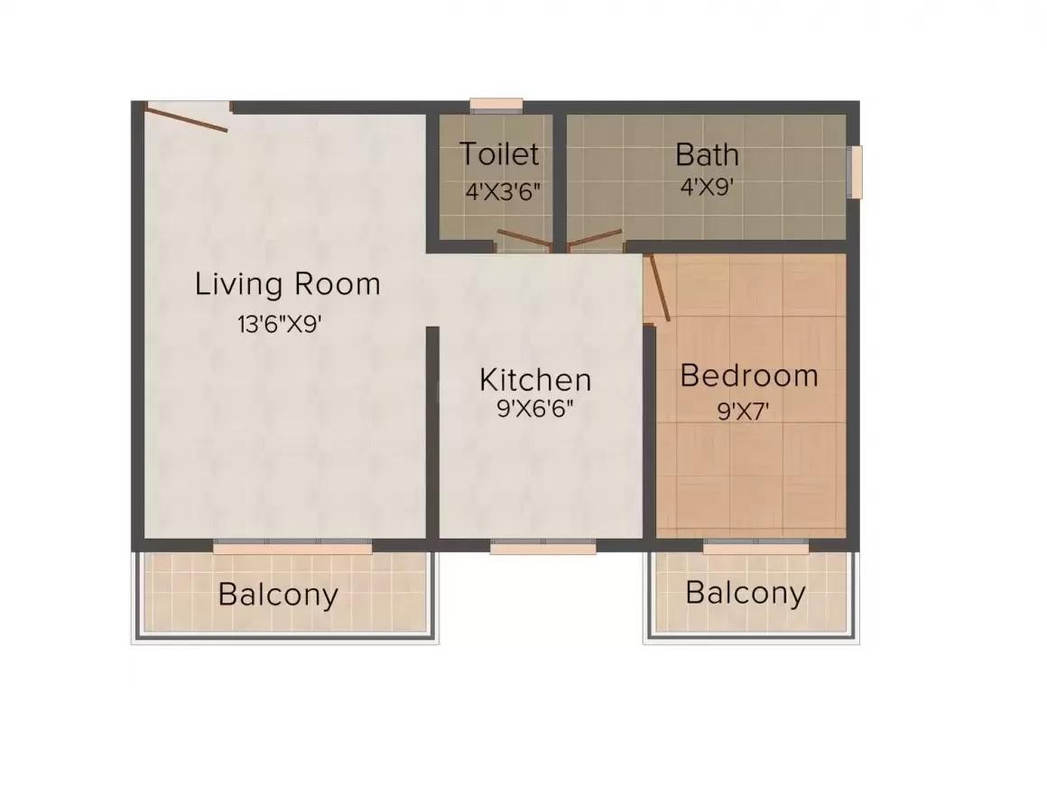 sn rivera apartments apartment 1 bhk 375sqft 20202212182221