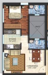 spenta alta vista apartment 1bhk 693sqft 1