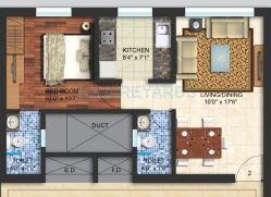 spenta alta vista apartment 1bhk 715sqft 1