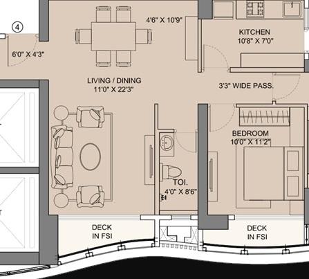 sunteck city avenue 2 apartment 1 bhk 523sqft 20202312082333